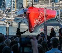 Team NZ revealed its aerodynamic second generation AC75, named Te Rehutai, to the world in...