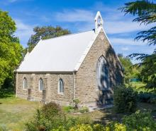 St Michael's and All Angels Church in Clyde has been sold but the buyers' identity remains a...