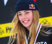 Zoi Sadowski-Synnott. Photo: Getty Images (files)
