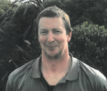Alan Collison. Photo: NZ Police