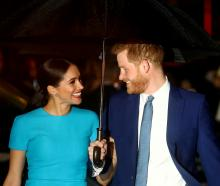 Meghan and Harry, who married in May 2018, stepped back from their official duties in March last...