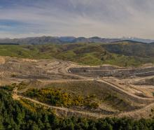 The Bathurst Resources coal mine. Photo: Supplied