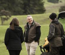 Blue Sky Pastures' new chief executive Jim Goodall is looking forward to engaging with farmers....