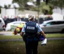 The incident took place following the March 15, 2019, Christchurch terror attacks. Photo: Michael...