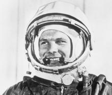 Yuri Gagarin. Photo: Getty Images