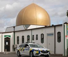 Al Noor Mosque in Christchurch. Photo: File