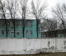 The IK-3 penal colony in Vladimir, which houses a hospital where jailed Kremlin critic Alexei...