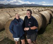 Otago Ballance Farm Environment Awards supreme winners Ben and Anna Gillespie realise a vision to...
