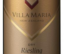 Villa Maria Cellar Selection Marlborough Riesling 2018