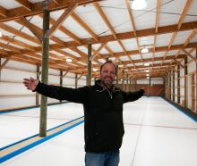 IceInline Alexandra chairman Murray Miller is pleased to announce Alexandra's new two-lane indoor...
