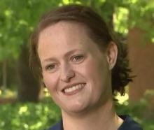 New Zealand nurse Jenny McGee. Supplied photo