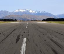 Wanaka Airport. Photo: ODT files