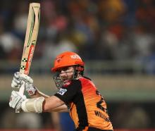 Black Caps captain Kane Williamson who players for the Sunrisers Hyderabad IPL side is one of ten...
