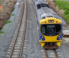 Some rail services have been cancelled because of damage caused by the tornado in Papakura. File...