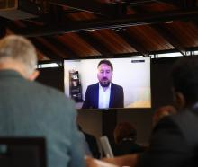 Nick Pickles, Twitter's representative at the conference, said he would ask for a review into a...