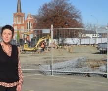 St Joseph's School principal Cath Blacklow is looking forward to the completion of four new...