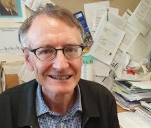 Professor Nick Wilson Photo: RNZ