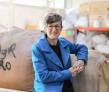 AgResearch chief executive Dr Sue Bidrose has nearly finished her first year in the new role...