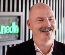 The Collaborative's chief data steward, Malcolm Fraser, launches Otago's new data-driven...