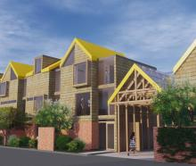 An artist's impression of the development. Photo: Supplied