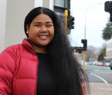 Kaeiuea Bakeua, of Outram, is feeling confident and in charge of her future after completing a...