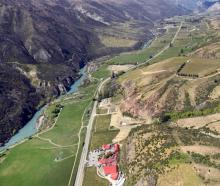 The next stage of the Gibbston Valley Resort is about to get under way - it will include a golf...