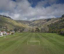 Ferrymead Bays Football Club has applied for permission to install six more lighting towers at...