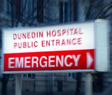 The 11 patients were discharged from the emergency department rather than wards. Photo: ODT file