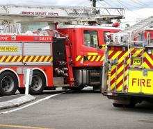 Fire and Emergency NZ have confirmed that a Canterbury volunteer was driving operational vehicles...
