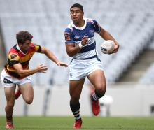 Salesi Rayasi was a breakout star for Auckland last season. Photo: Getty Images