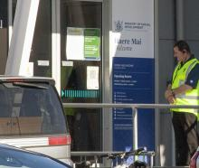 The WINZ office in Sydenham was locked down after a staff member was attacked on Friday; a...