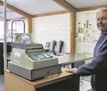 Tony Graham, of Graham Electronics, will ring up his last sale this week as he retires after 57...