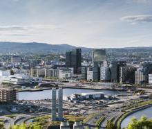 Norway's capital, Oslo. Photo: Getty
