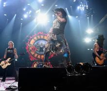 Guns N' Roses had been due to play in Wellington and Dunedin this year, but that had to be...