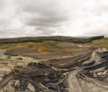 Takitimu Mine, on the outskirts of Nightcaps, is run by Bathurst Resources Ltd. The mining...