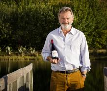 New Zealand actor Sam Neill is selling his The First Paddock vineyard at Gibbston. PHOTO:...