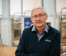 New Zealand Merino Shearing Association life member Graeme Bell has been involved in with...