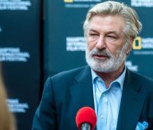 Hollywood actor Alec Baldwin. Photo: Getty Images