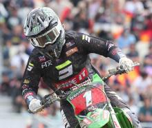 Courtney Duncan secured her third world title in a row. Photo /Monster Energy