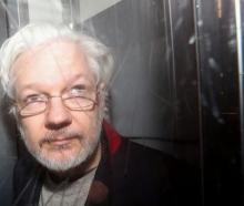 Julian Assange denes any wrongdoing and is currently in a British prison. Photo: Reuters