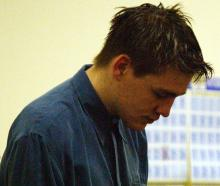 Robert Lyon will be banned from entering the South Island while on parole. PHOTO: ODT FILES