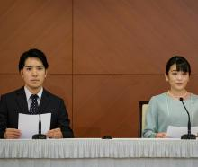 Public opinion polls show Japanese are divided about the marriage of Princess Mako and Kei Komuro...
