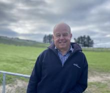PGG Wrightson livestock agent and head auctioneer Chris Swale is moving to Southland to work in...