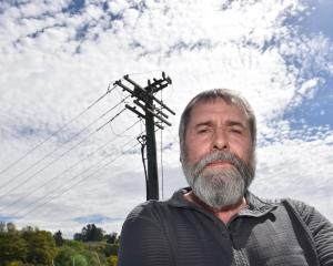 Former Delta worker Richard Healey says problems with Aurora's electricity network are not...