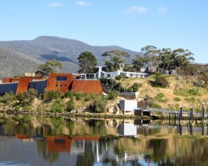 Hobart's Museum of Old and New Art. Photos supplied.