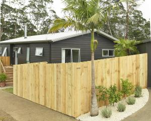 Why let someone else take the credit for a job this important? Grab a hammer and build your own fence. Photos: Mitre 10