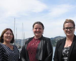 Jenny Galliven, Janine Mallon, and Lauren Macshane are The Travel Brokers.