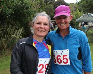 Helen Pearce and Mary Jones, both of Dunedin