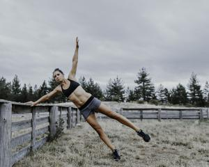 Rural woman Kate Ivey wants to help other women lead healthy lifestyles. Photos by Rebecca Dwyer.