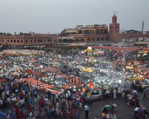 Marrakech markets have the food and exotic goods and charms to delight the hungry and curious...